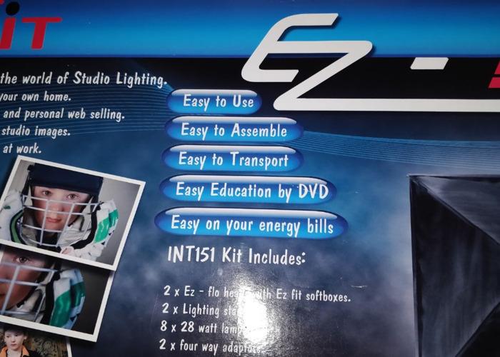 Instafit ezflo light boxes - 1