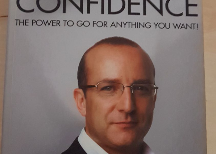 Instant Confidence Book - 1