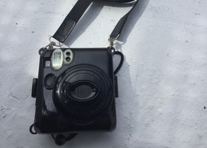INSTANT PRINT Instax mini 50s Camera & Lanyard - 2