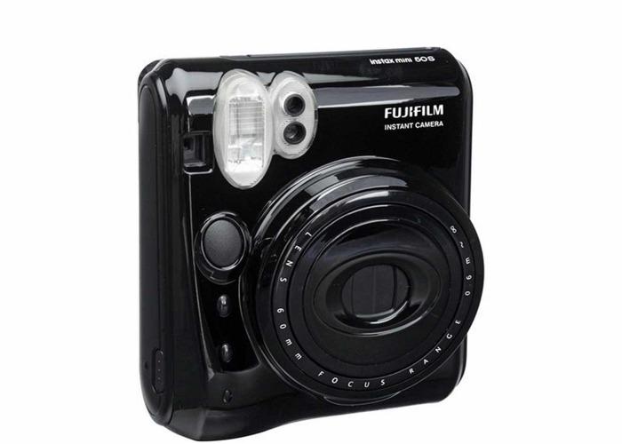 INSTANT PRINT Instax mini 50s Camera & Lanyard - 1