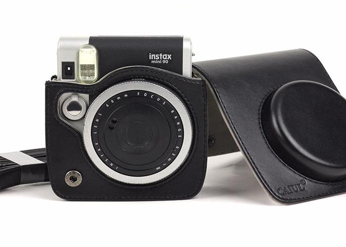 Instax Mini 90 NEO Classic Camera + Case - 2