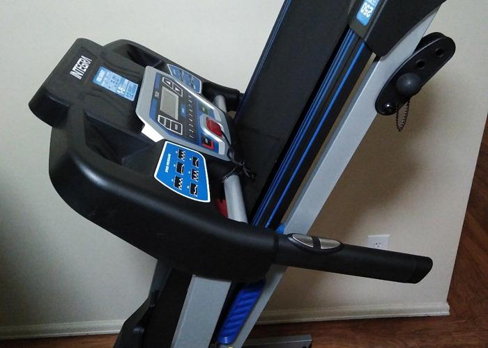 Integra treadmill - 1