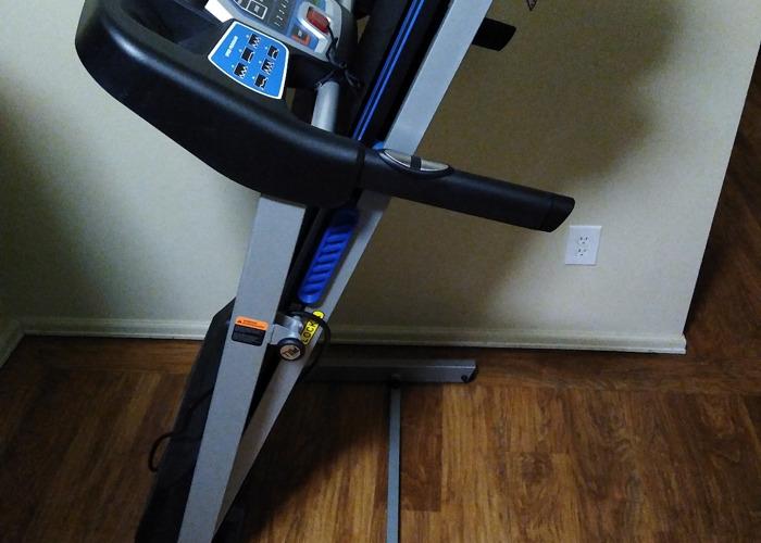 Integra treadmill - 2