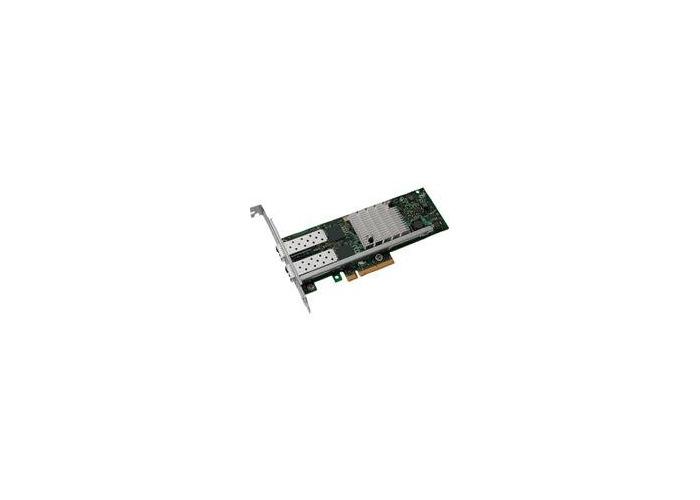 Intel E10G42AFDA 10 Gigabit AF DA Dual Port Server Adapter Network Card PCI Express 2.0 x8 Low Profile 10 Gigabit Ethernet 2 Ports - 1