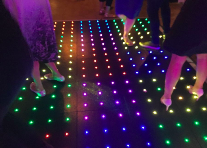 IntelliLED Dance floor (with operator) - 1