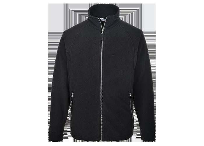 Interactive Fleece  Black  Medium  R - 1