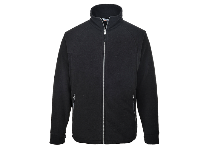 Interactive Fleece  Black  Small  R - 1