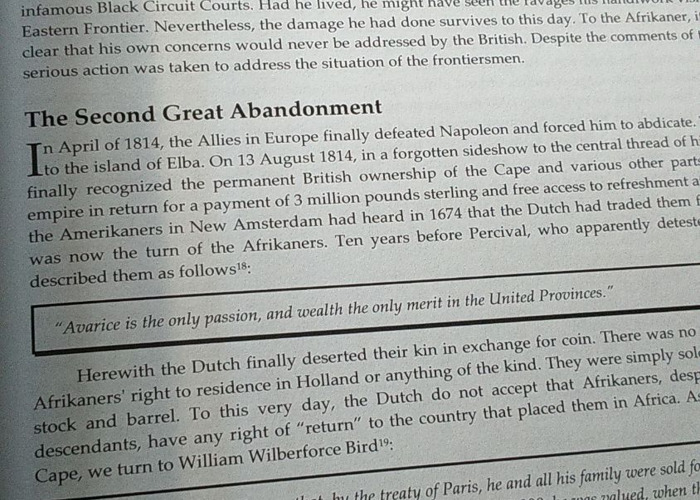 Interesting History of South Africa and the West in Africa - 2