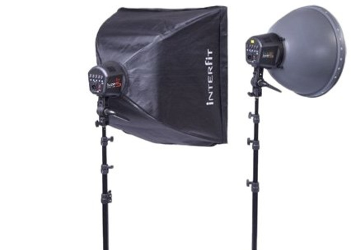 Interfit Florescent Studio Light - 1