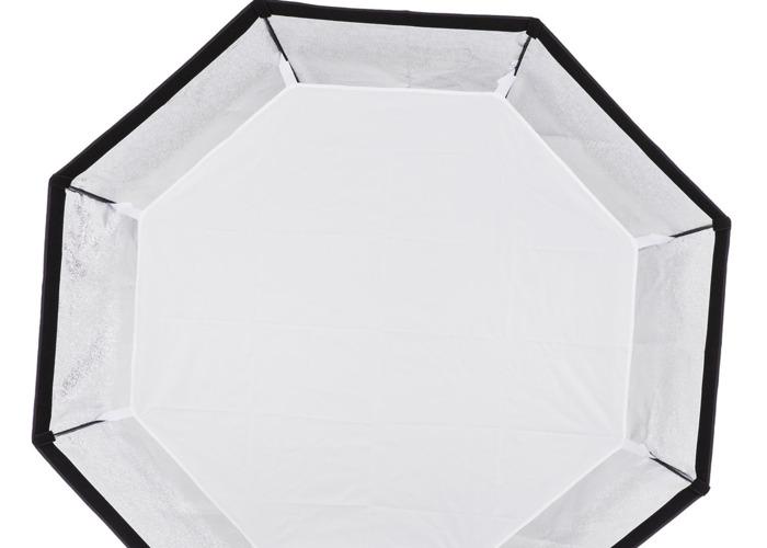 Interfit octobox with grid 152cm 60' - 1