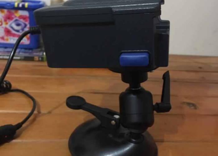 Intermec Vehicle Dock Holder Model 1000AV01 with Accessories - 2