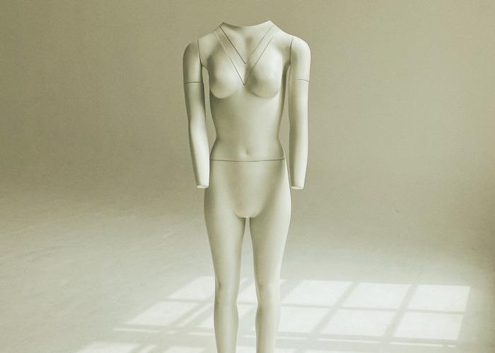 Invisible mannequin (full body female) - 1