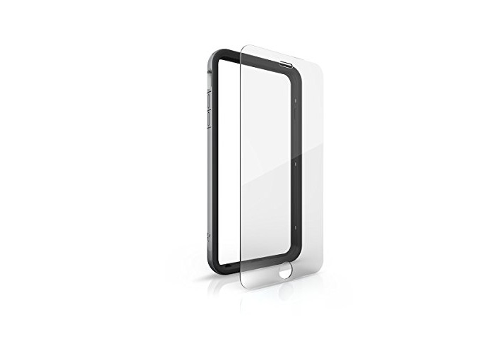 InvisibleShield Orbit Case with Glass for Apple iPhone 6 Plus - Grey - 1