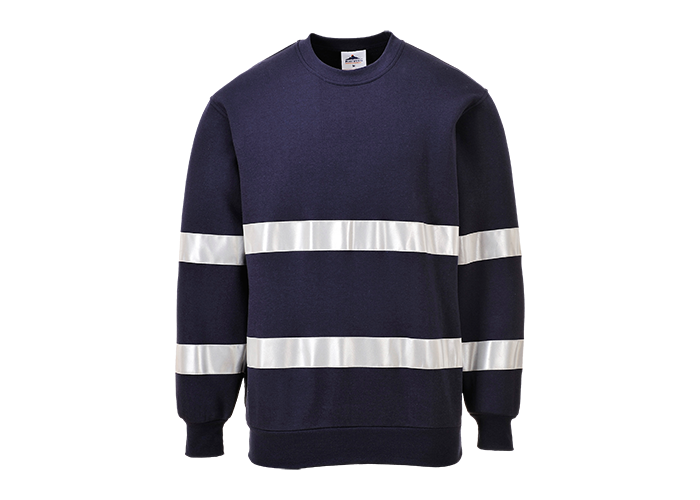 Iona Sweater  Navy  Large  R - 1