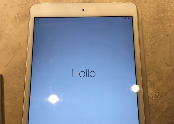 iPad 32GB! - 1