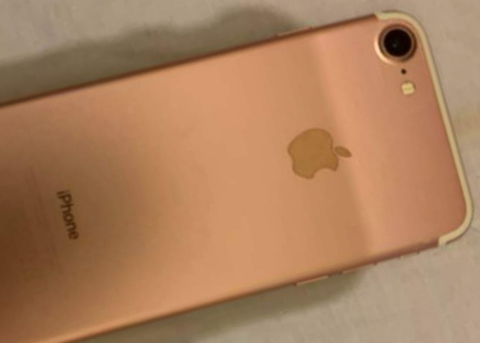 iPhone 7 Gold Rose 32GB - 1