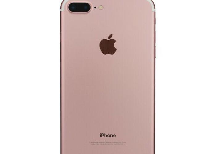iphone 7 plus gold rose - 1
