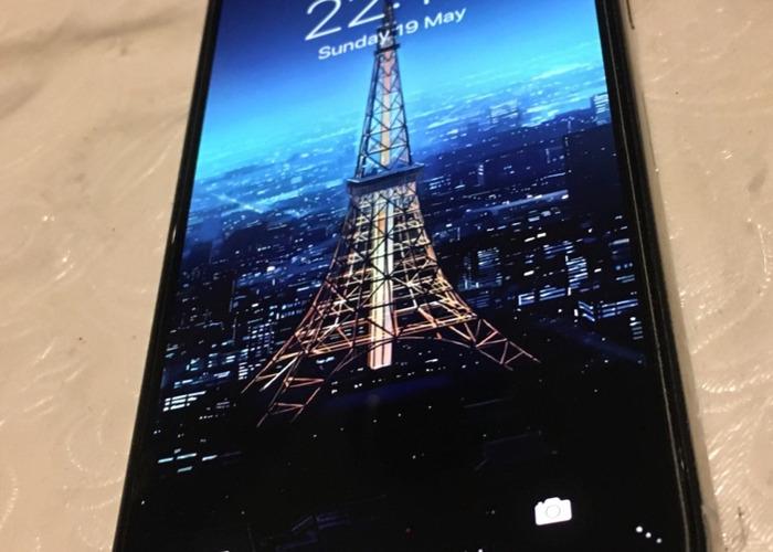 iPhone X  Silver 256GB - 1