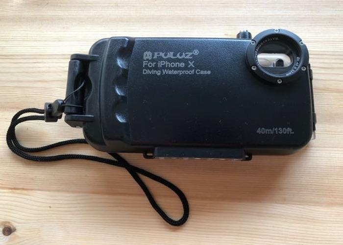 iPhone X / XS waterproof case - 2