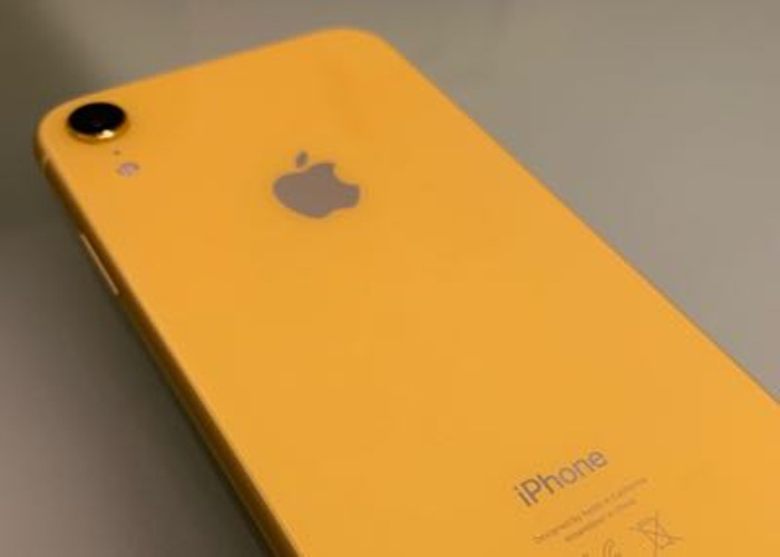 iPhone XR 256GB (Yellow) - 2