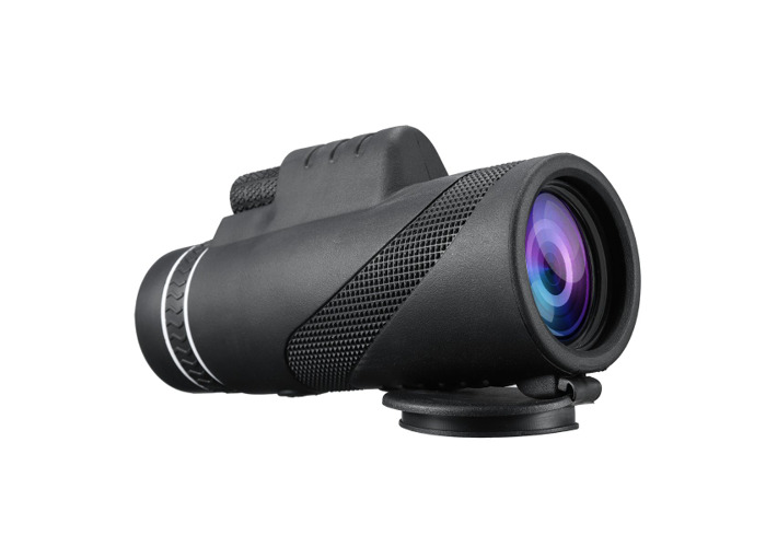IPRee® 40x60 Outdoor Portable Monocular HD Optic Day Night Vision Telescope Camping Hiking - 2