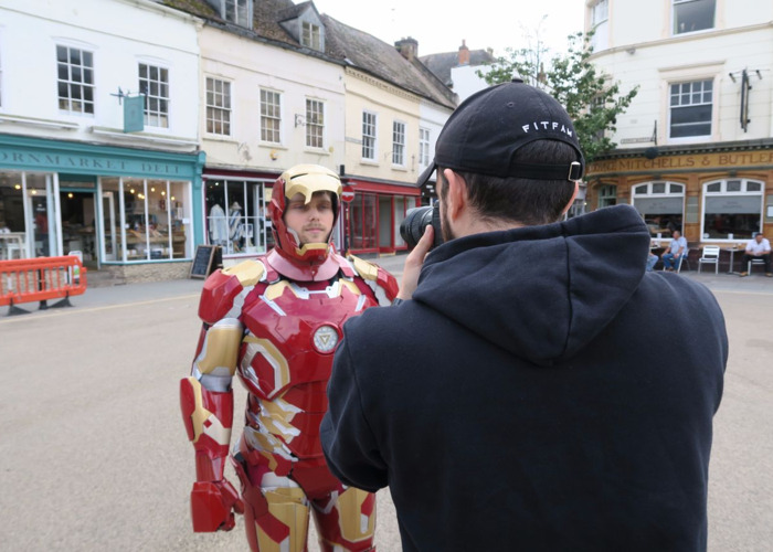 Iron Man Suit (Costume) - 1