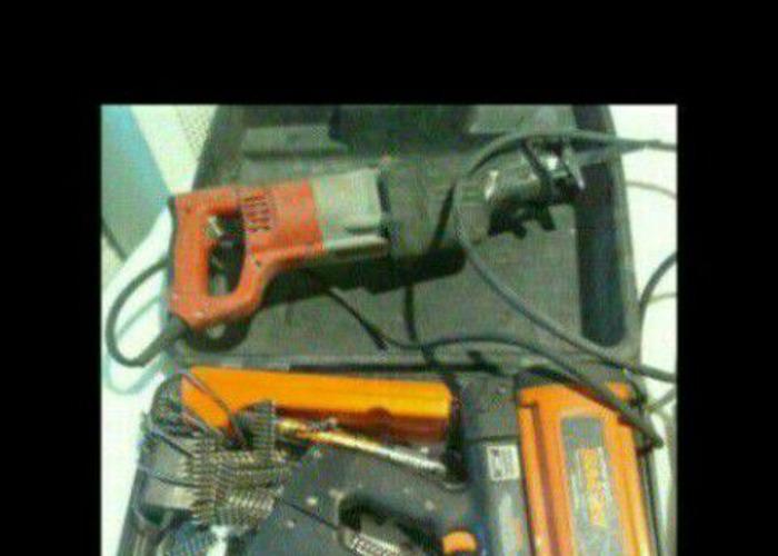 itw ramset trakfast tf1100 nail gun - 1