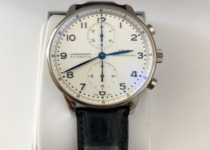 IWC Portugieser Chronograph Watch Mens - 1