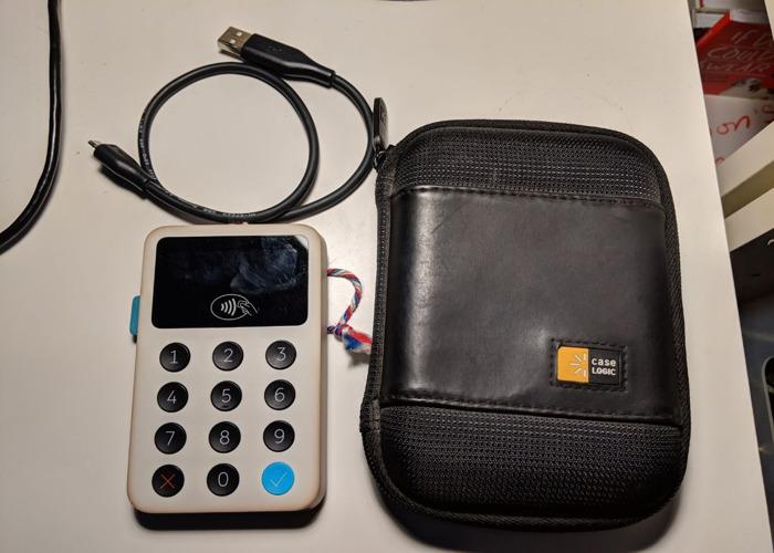 iZettle Contactless Card Reader - 2