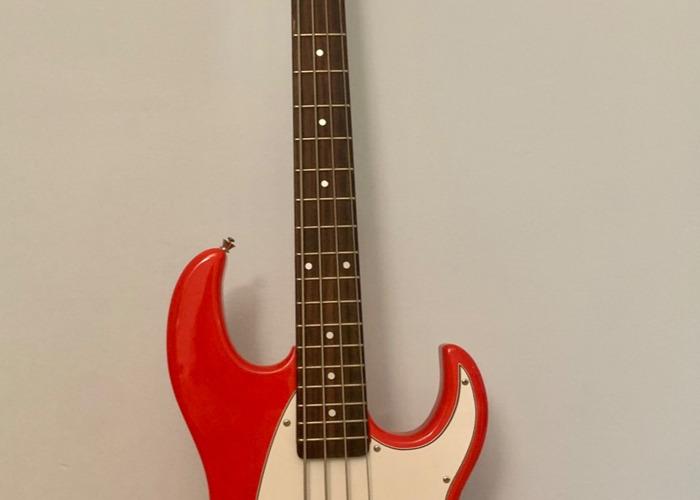 J. Reynolds Bass Guitar - 1