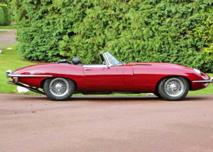 Jaguar E Type  - 2