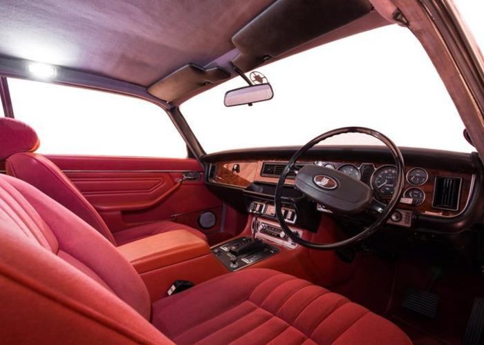 Jaguar XJ6C Coupe (1975)  - 2