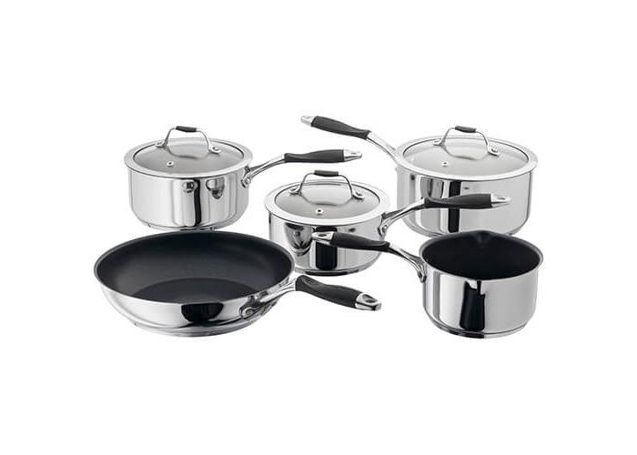 James Martin 5 Piece Cookware Set - 1