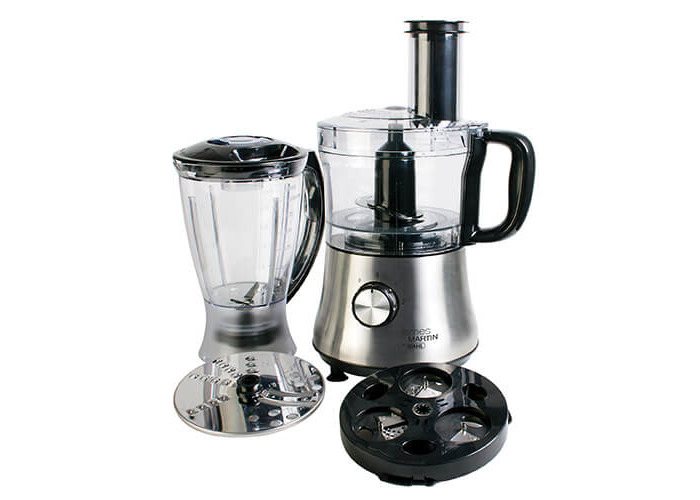 James Martin By Wahl Compact Food Processor - 1