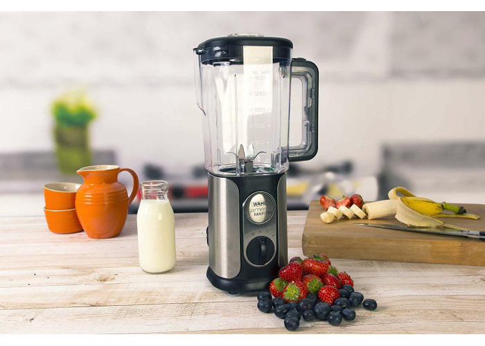 James Martin by Wahl ZX879 Easy Store Table Blender - Silver - 1