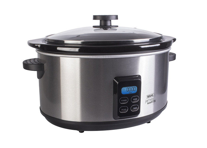 James Martin by Wahl ZX929 Digital Slow Cooker - 1
