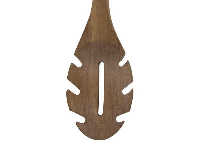 Jamie Oliver Acacia Wood Pasta Spoon - 2