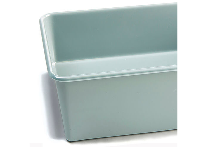 Jamie Oliver JB1055 Bakeware Range Non-Stick Loaf Tin, 1.5 L/900 g/2 lb - Carbon Steel, Harbour Blue - 2