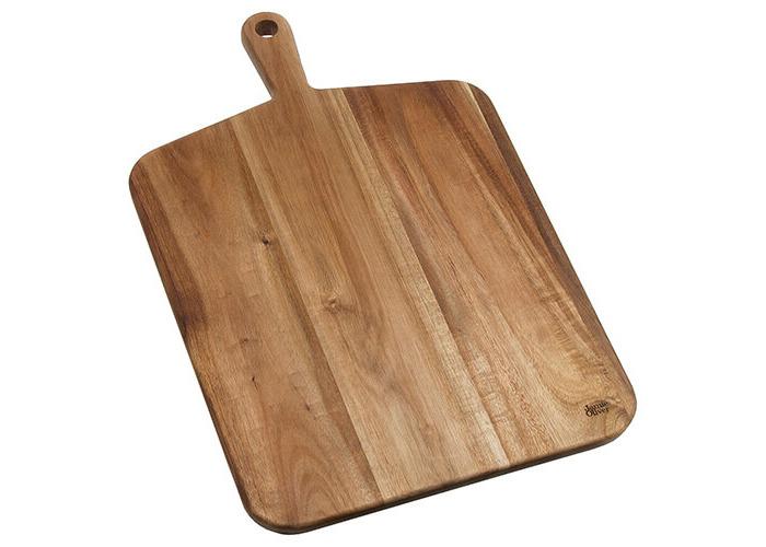 Jamie Oliver JB1902 Cookware Range Chopping Board, 52 cm x 32 cm - Acacia Wood, Natural, Large - 1