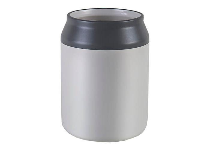 Jamie Oliver Utensils Pot, Ceramic, White/Blue, 12 x 12 x 15.9 cm - 1