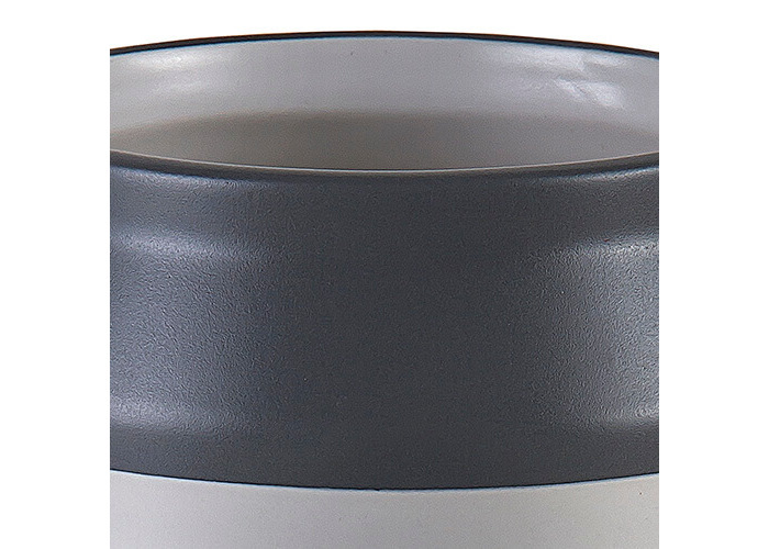 Jamie Oliver Utensils Pot, Ceramic, White/Blue, 12 x 12 x 15.9 cm - 2
