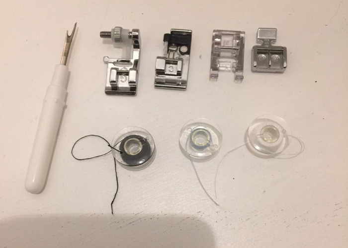 Janome Digital Sewing Machine, Model DC3050  - 2