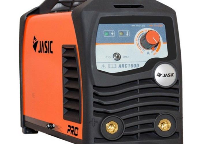 Jasic welder 180dv - 1