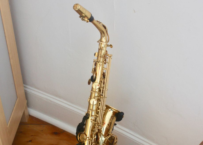 Yamaha alto saxophone  - 2