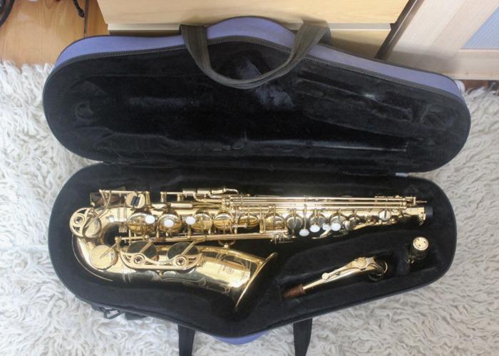 Yamaha alto saxophone  - 1