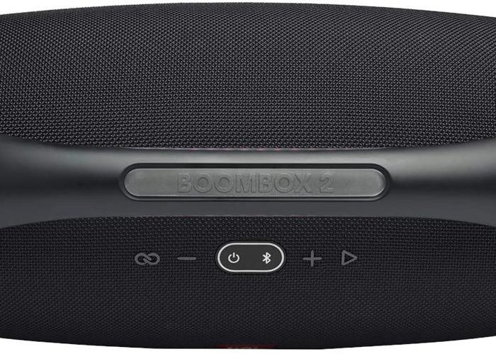 JBL Boombox 2 - Wireless Bluetooth Speaker - 2