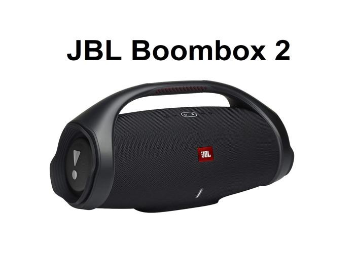 JBL Boombox 2 - Wireless Bluetooth Speaker - 1