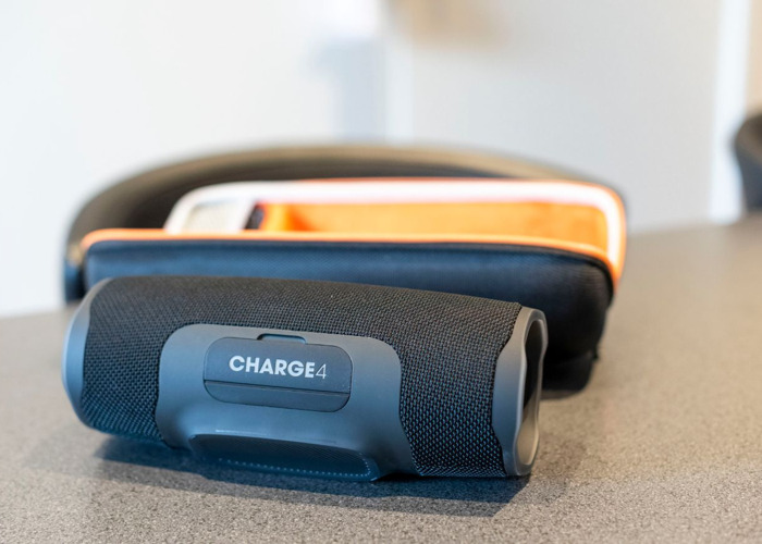 JBL Charge 4 portable waterproof bluetooth speaker - 1