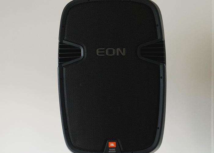 2 JBL EON Active Speakers - 2