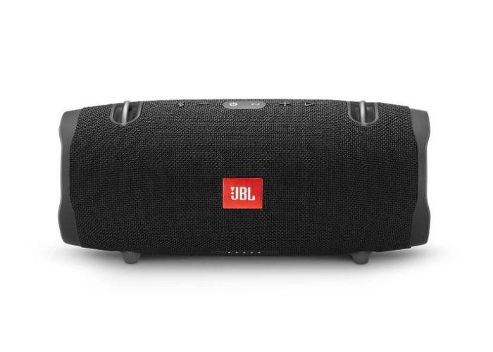 JBL Xtreme 2 Portable Bluetooth Speaker - Midnight Black - 2